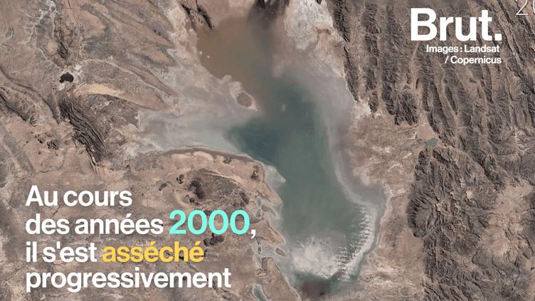 Le deuxième plus grand lac de Bolivie a complètement disparu (BRUT)