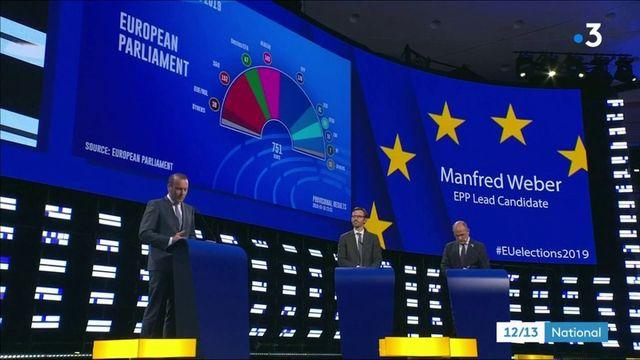 Élections européennes : le Parlement sans majorité