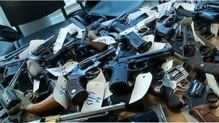 En Guadeloupe, le nombre d'homicides est très élevé et des mesures ont été prises. Aujourd'hui, la délinquance est en très forte baisse, il faut dire que des opérations très spéciales sont lancées par les autorités. (FRANCE 2)
