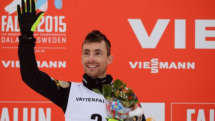 Le skieur français François Braud