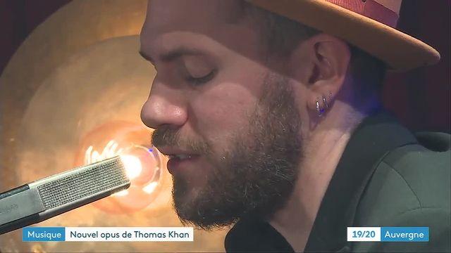 Nouvel EP de Thomas Kahn
