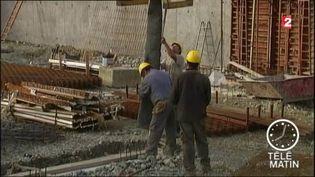 Les travailleurs détachés sont nombreux en France. (FRANCE 2)