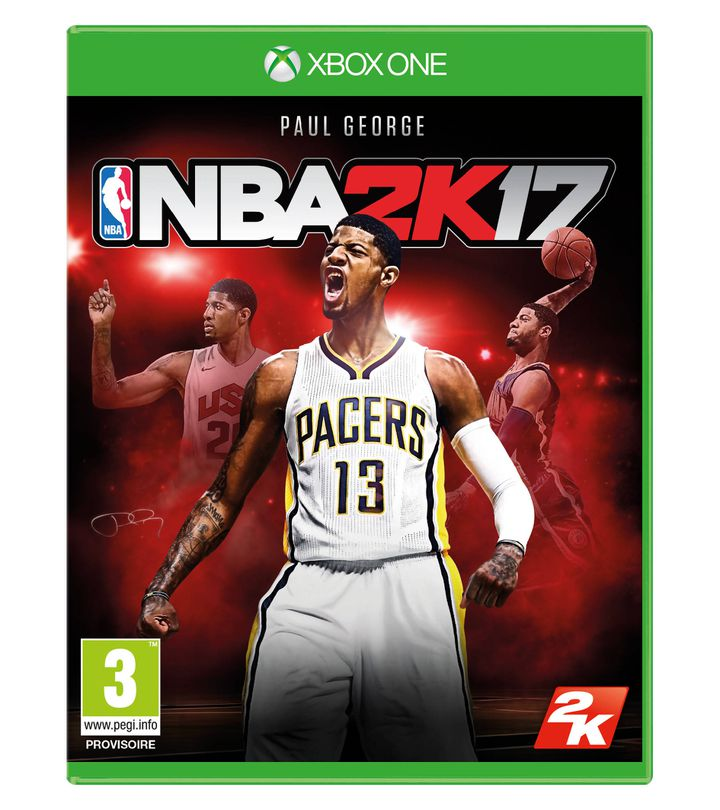 NBA 2K17 vient de sortir