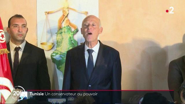 Tunisie : un conservateur au pouvoir après une campagne atypique