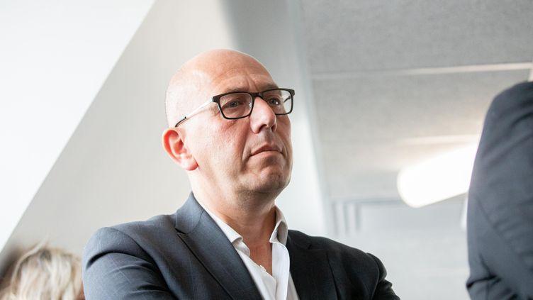Jérôme Karsenti, avocat d'Anticor. (CHRISTOPHE MORIN / MAXPPP)