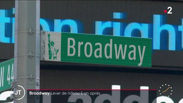 Broadway : les théâtres rouvrent enfin leurs portes