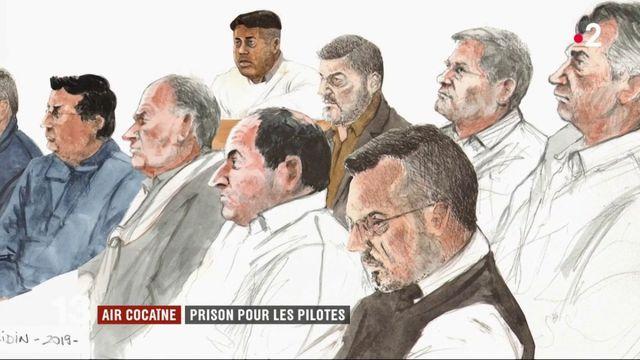 Affaire Air Cocaïne : jusqu'à 18 ans de prison pour trafic de drogue en bande organisée
