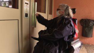 L'accessibilité des lieux recevant du public aux handicapés est encore à améliorer (FRANCE 3)
