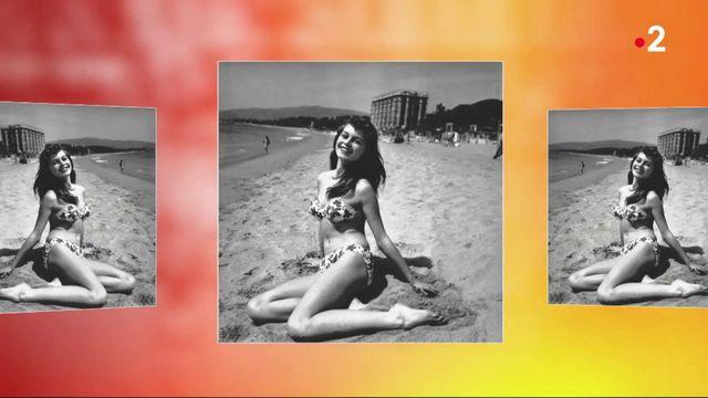 Derrière l'image : la photo scandale de Brigitte Bardot en bikini à Cannes
