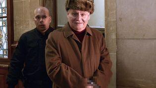 Ilich Ramirez Sanchez, surnommé Carlos, le 9 décembre 2013 au palais de Justice de Paris. (BERTRAND GUAY / AFP)