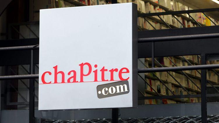 La direction de Chapitre avait décidé, en octobre, de mettre en vente les 57 librairies du groupe, dont celle deColmar (Haut-Rhin). (  MAXPPP)