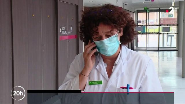 Coronavirus : des soignants contaminés continuent de travailler
