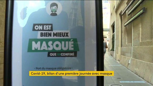 Coronavirus : les Français se sont mis au port du masque