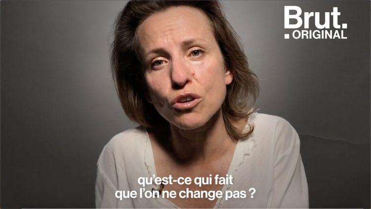 """Flore Vasseur a récemment réalisé le documentaire """"Bigger than us"""" pour dépeindre ces jeunes qui se battent pour un monde meilleur. (BRUT)"""