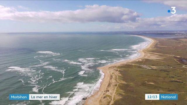 Morbihan : un hiver tonique sur la presqu'île de Quiberon