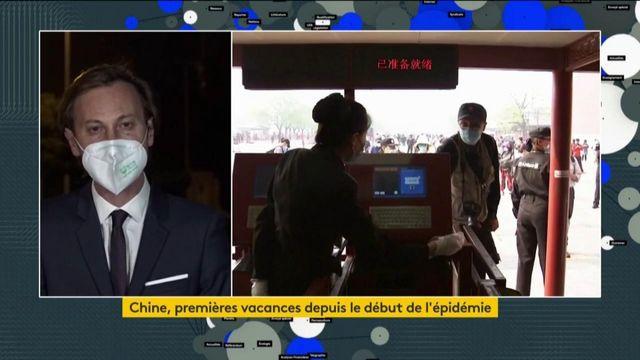 Chine : premières vacances depuis le début de l'épidémie