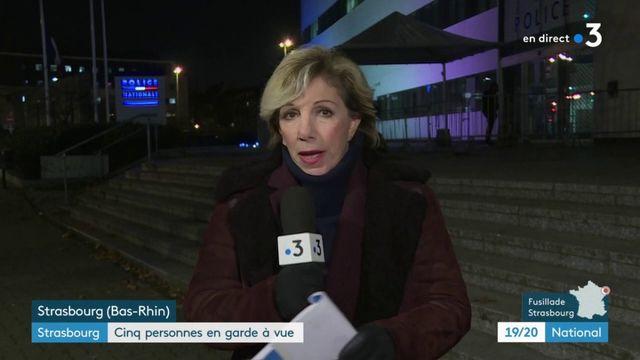 Strasbourg : un ami proche de Cherif Chekatt placé en garde à vue