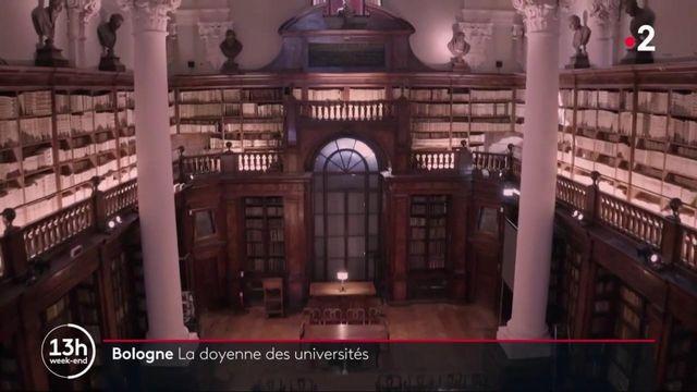 Italie : à la découverte de l'université de Bologne