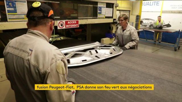 Automobile : PSA et Fiat-Chrysler ont démarré les tractations pour fusionner