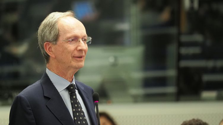 André Potocki, juge français à la Cour européenne des droits de l'Homme. (CONSEIL DE L'EUROPE)
