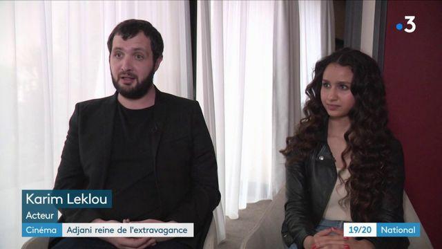 """Cinéma : Adjani extravagante dans """"Le Monde est à toi"""""""