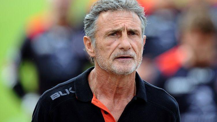 Guy Novès, le nouveau sélectionneur du XV de France (REMY GABALDA / AFP)