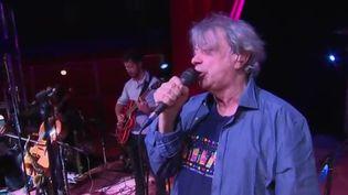 Hervé Villard débute sa tournée d'adieux le week-end prochain à l'Olympia. (FRANCE 3)