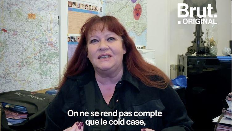 VIDEO. Rencontre avec Corinne Herrmann, l'avocate des cold cases (BRUT)