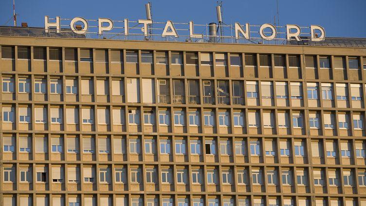 L'hôpital Nord de Marseille (Bouches-du-Rhône), le 30 mai 2010. (JOSE NICOLAS / AFP)