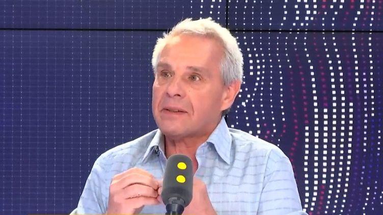 Guillaume Malaurie, directeur éditorial adjoint de la revue Historia, invité de franceinfo le 8 mai 2019 (RADIO FRANCE)