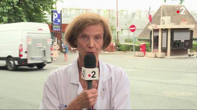"""Anne-Claude Crémieux : """"La circulation du virus augmente très clairement"""""""