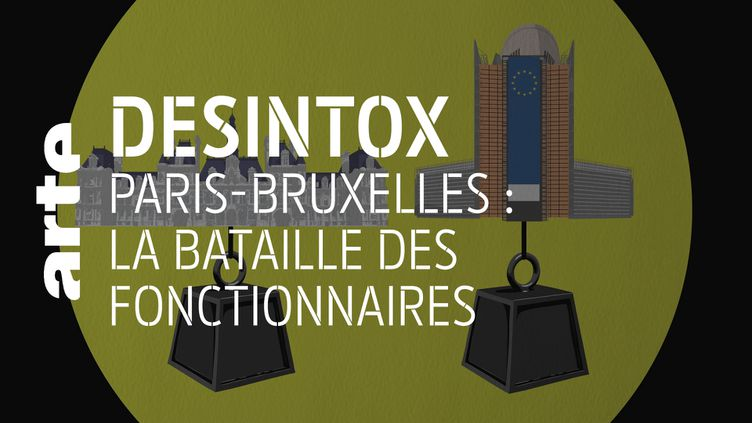 Désintox. On ne peut pas comparer la masse salariale des fonctionnaires de la mairie de Paris et celle de la commission européenne. (ARTE/LIBÉRATION/2P2L)