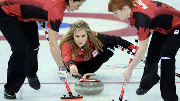 La Canadienne Jennifer Jones