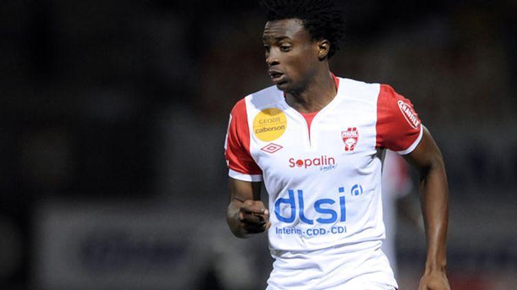 Benjamin Moukandjo a rejoint le Stade de Reims après trois saisons à Nancy