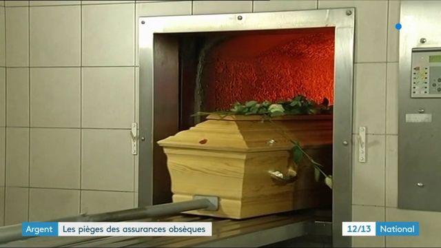 """Argent : """"60 Millions de consommateurs"""" met en garde contre les pièges des assurances obsèques"""