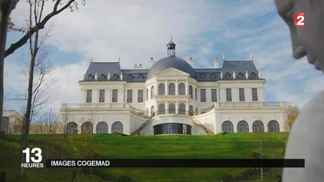 À 275 millions d'euros, une demeure des Yvelines devient la plus chère du monde