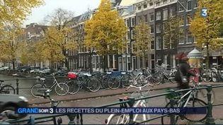 Amsterdam et ses cèlebres ponts et vélos (FRANCE 3)