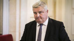 Éric Straumann, maire Les Républicains de Colmar (VINCENT ISORE / MAXPPP)