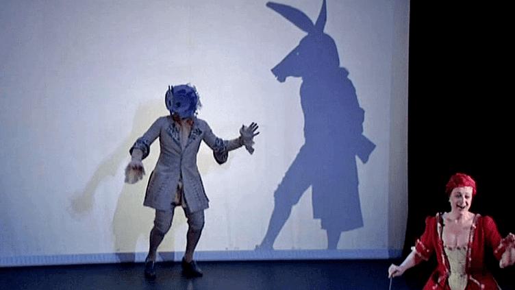 """""""Monsieur de Pourceaugnac"""" comédie-ballet de Molière et Lully aux Nuits Baroque du Touquet  (France 3 / Culturebox)"""