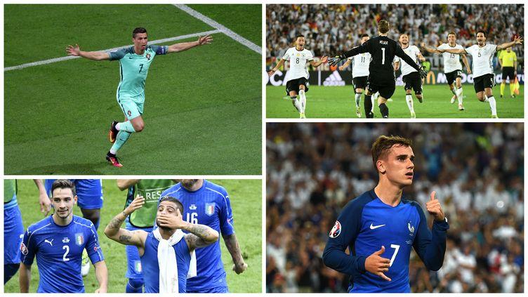 Les malédictions ont connu des fins heureuses lors de cet Euro 2016.