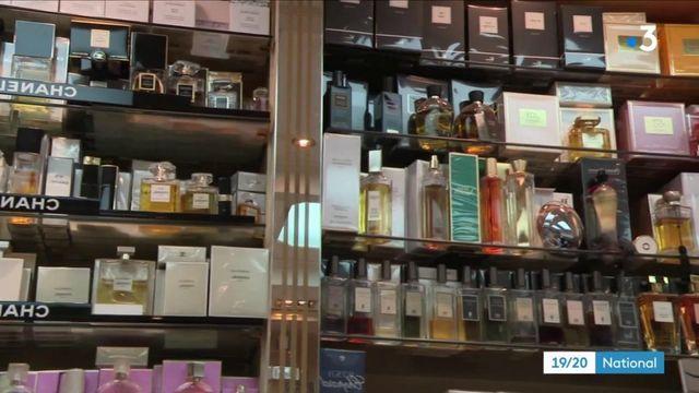 Noël : des allergènes dans les parfums