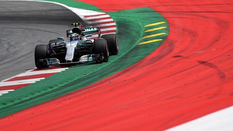 Valtteri Bottas (Mercedes) (ANDREJ ISAKOVIC / AFP)