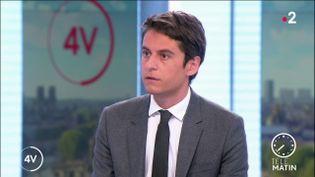 Gabriel Attal (France 2)