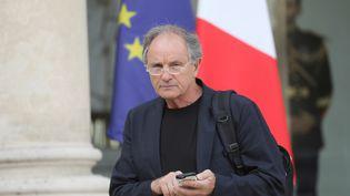 Jean-Paul Hamon, le président de la Fédération des médecins de France. (LUDOVIC MARIN / AFP)