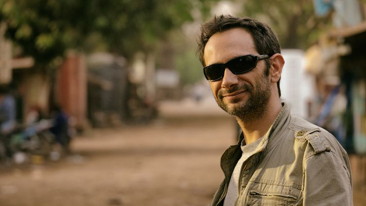 Édouard Bineau à Bamako (2014)  (Gildas Boclé)