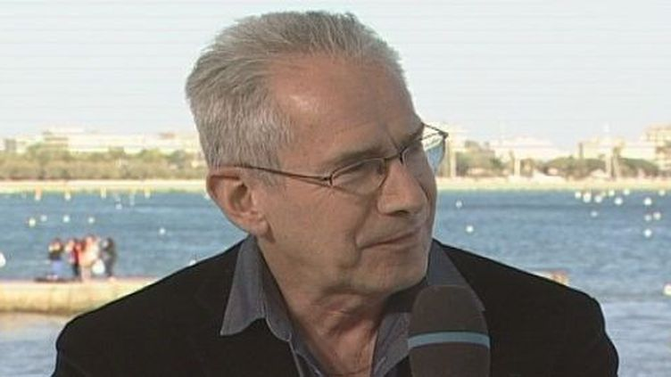 Gérard Camy, président de Cannes Cinéma  (Culturebox / France 3 Côte d'Azur)