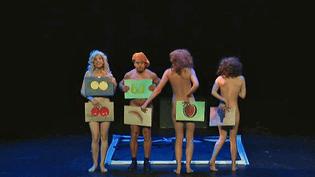 Hop!éra est joué au théâtre Edouard VII à Paris  (France 3 / Culturebox )