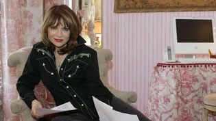 Marie France en 2007  (JACQUES DEMARTHON / AFP)