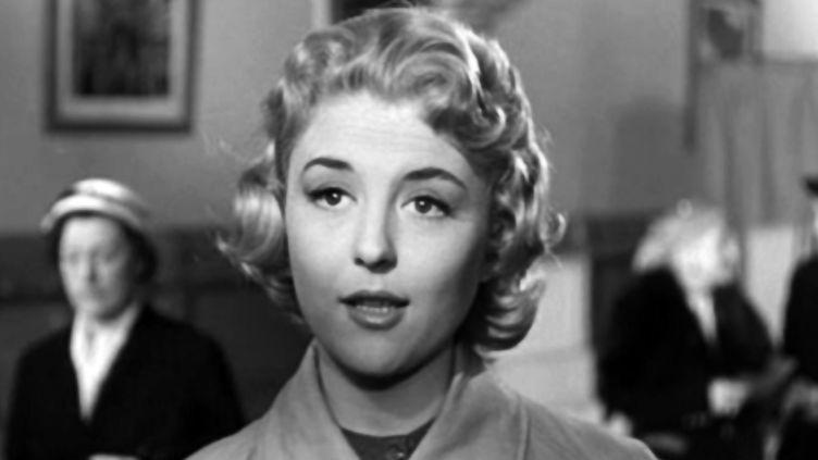 """Nicole Courcel dans """"Papa, maman, la bonne et moi"""" deJean-Paul Le Chanois (1954)  (Champs-Élysées Productions / Co / Collection ChristopheL)"""