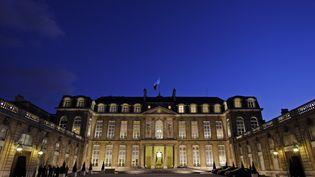 Le palais de l'Elysée, le 5 mars 2008. (JEAN-PAUL PELISSIER / REUTERS)
